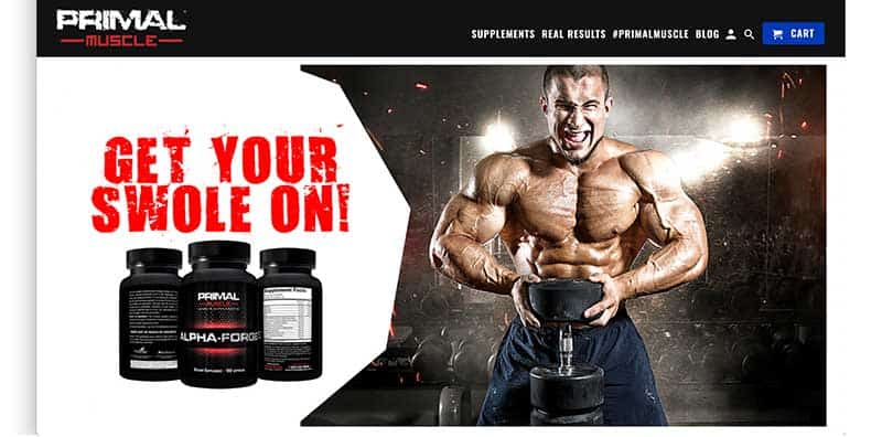 primal muscle homepage