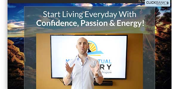 morning ritual mastery homepage