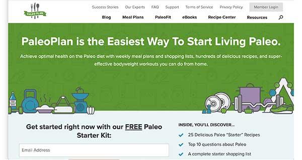 paleoplan homepage