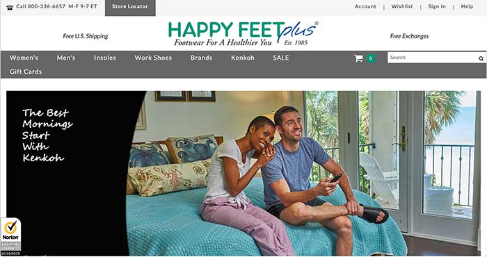 happy feet plus - aching feet shoe store