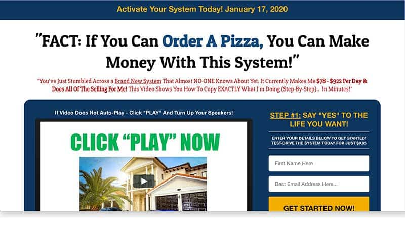 Buy  Affiliate Marketing 12 Minute Affiliate System Deals Refurbished