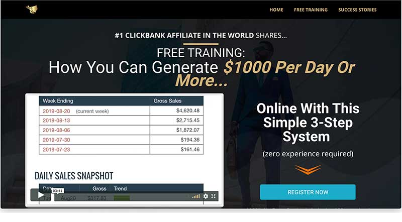 Buy Affiliate Marketing Used Price
