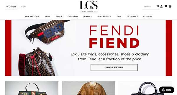 luxury garage sale - luxury affiliate programs