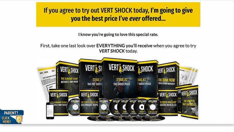 vert shock affiliate review