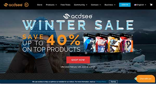 acdsee home page