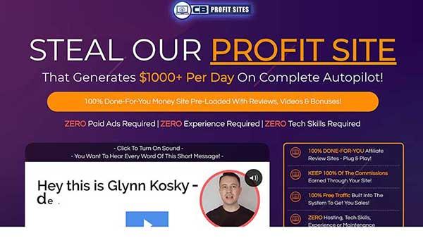 cb profit sites affiliate review