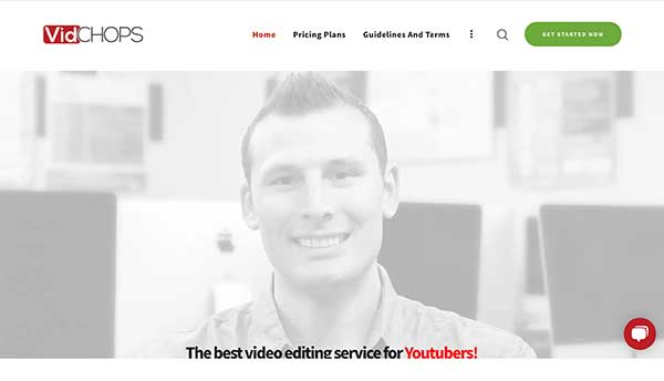 vidchops home page