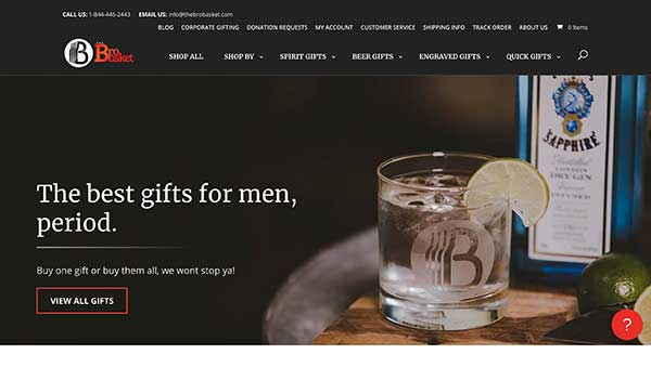 men's affiliate programs - the brobasket