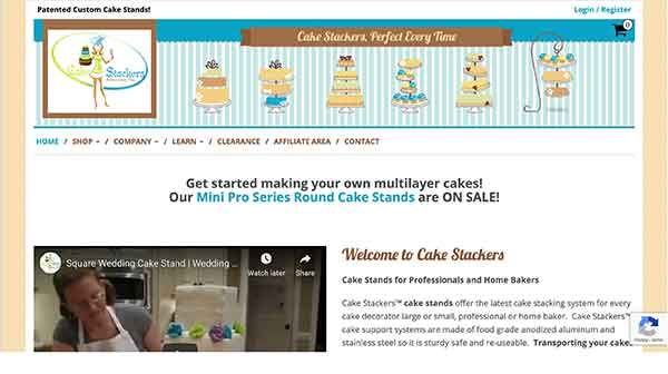 cake stackers affiliate program