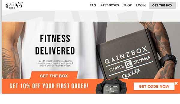 gainzbox affiliate program