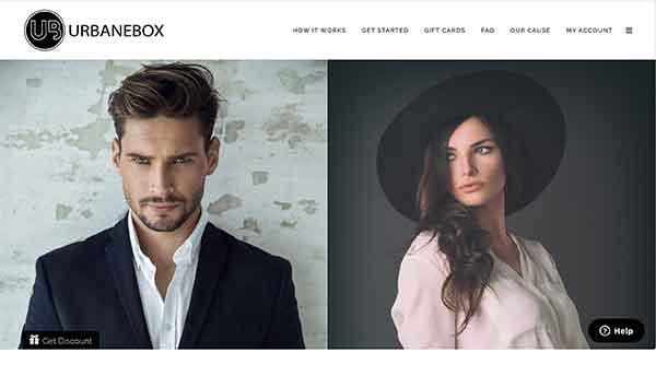 urbanebox subscription box service