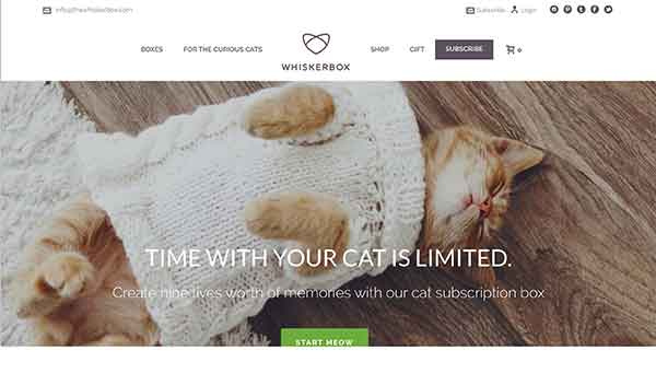whiskerbox subscription box affiliate program
