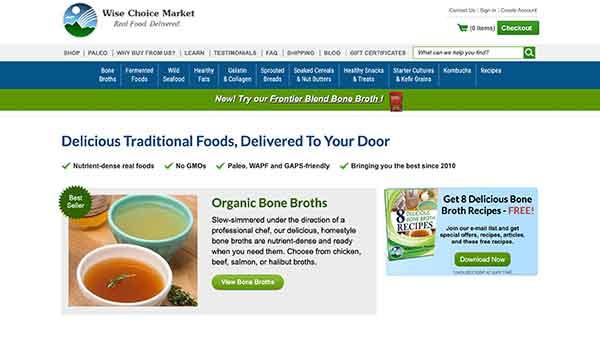 wise choice market affiliate program