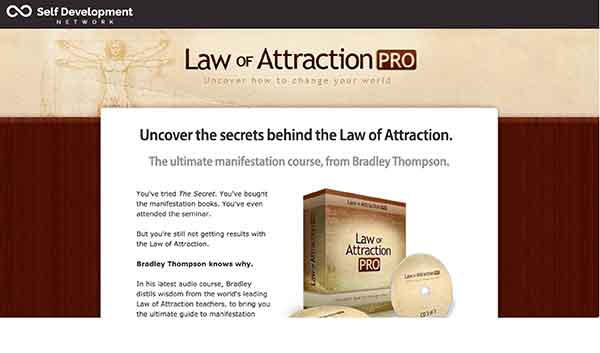 law of attraction affiliate programs - law of attraction pro