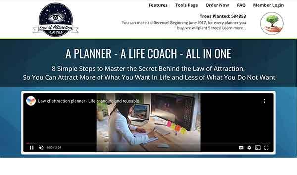 manifestation planner affiliate program