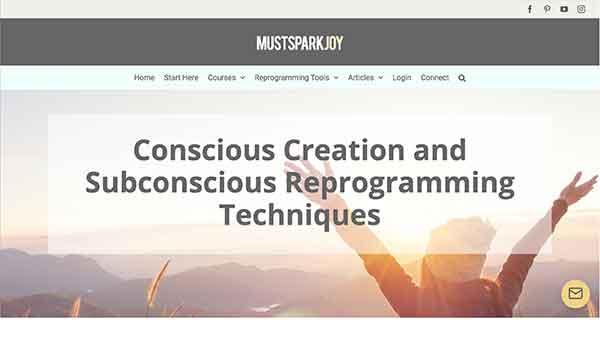 must spark joy affiliate program