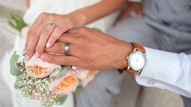 starting a wedding blog - wedding rings