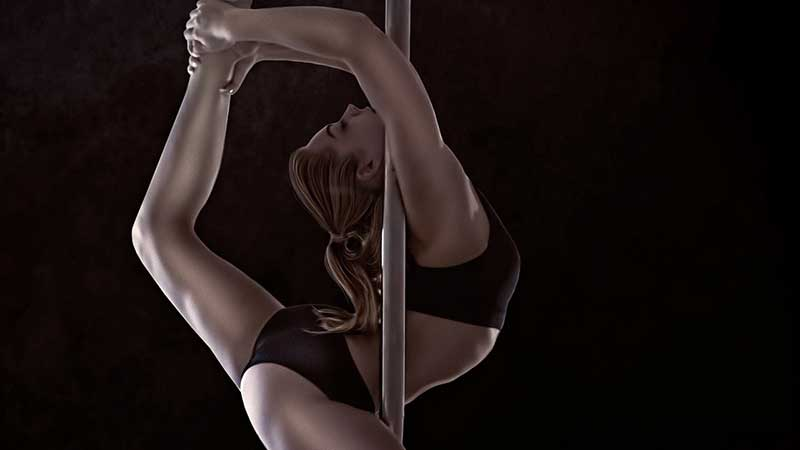 pole dancing affiliate programs - pole dancer
