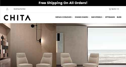 chita furniture store