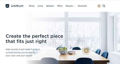 unruh furniture store