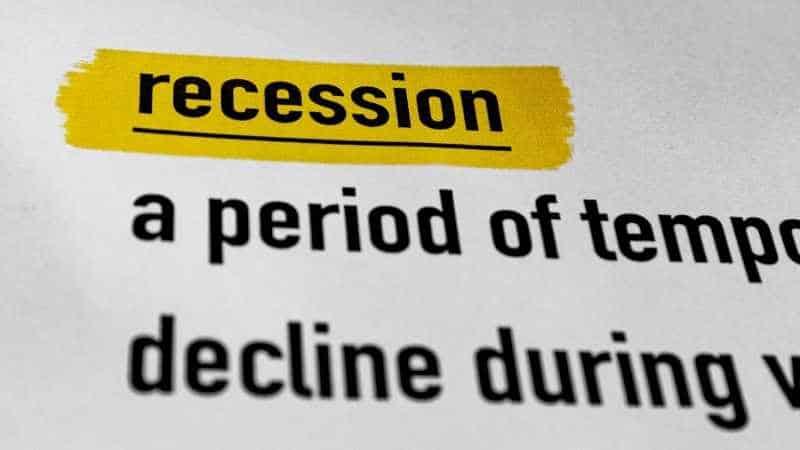 recession text